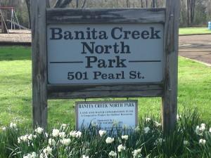 banita creek park north 1