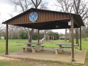 kiwanis park shelter